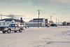 Main street, Moosonee, Spring 1972 (3), from Garnet Hamilton slides misc75
