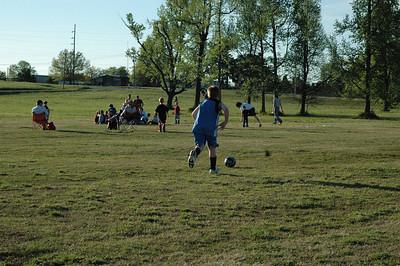 Garrett Soccer Spring 2009