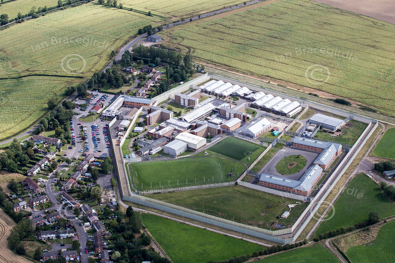 Gartree Prison in Leicestershire