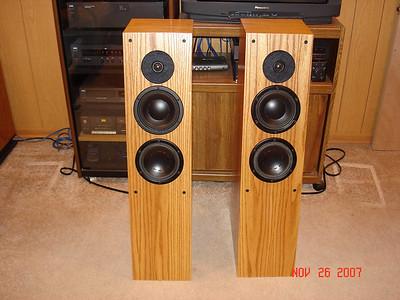 Gary's speakers