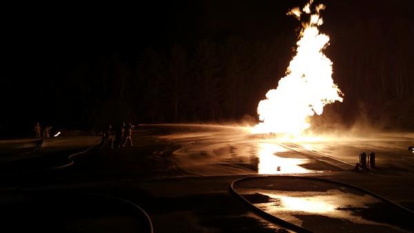 Gas Demo, Mass Fire Academy