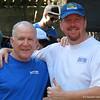 Gator Country CFO Raymond Hines Jr., left, and GC founder/CEO Raymond Hines III.