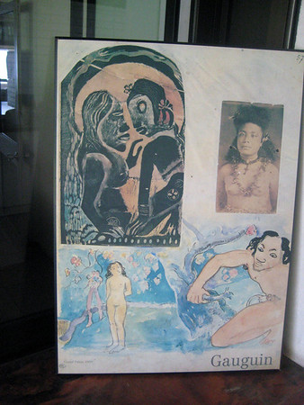 Gauguin Museum Tour, Dec 2008