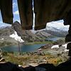 quite a view - Gaylor Peak, Upper and Lower Gaylor lakes