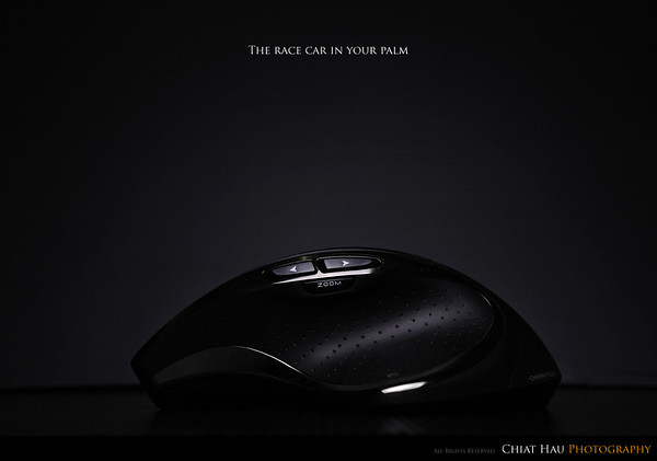 Logitech® Performance Mouse MX™