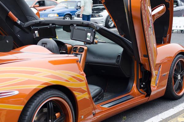Gee Gee Brown Car Show 2012