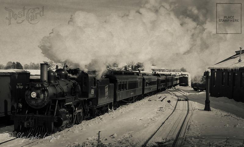 Back to Strasburg Station