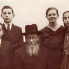 David & Jta Lerner Gelman with their children Teresa, Marcos and Gedalia in Argentia<br /> Abt 1930