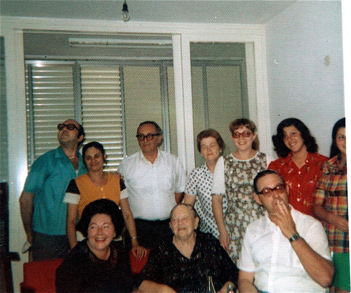 Ita Lerner Gelman, born in Luboml abt 1894, moved to Argentina and then settled in Israel with her family.  Looking for descendents of this family. photo taken during visit of bert/tessie roth