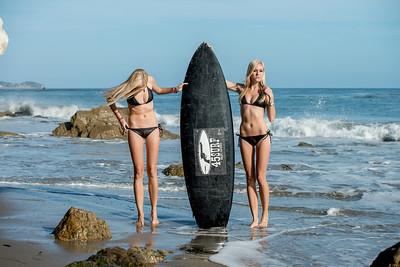 Gemini Goddesses! Nikon D800 Photos of Pretty Twin Sister Bikini Swimsuit Model Goddesses 70-200 mm F/2.8 VR2 Nikkor Zoom Lens