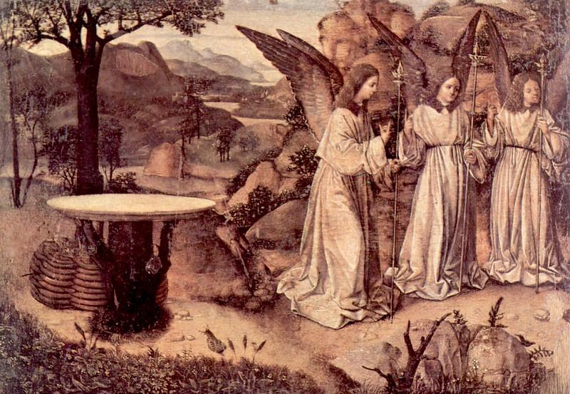 abraham-servido-por-tres-angeles-fondo