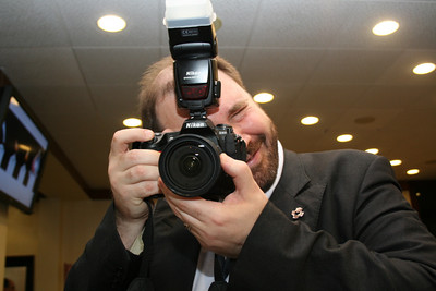 The OFFICIAL chapter photographer, Fr. Zdzislaw Huber
