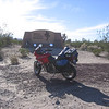 Cagiva Gran Canyon 900cc setup for dual sport riding