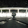 Fountains outside Tokyo Imperial Palace