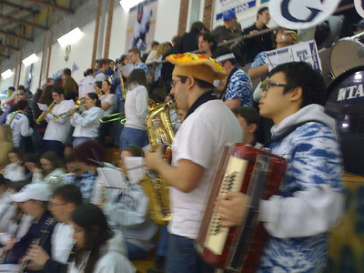 Geneseo Hockey Pep Band - January 2009