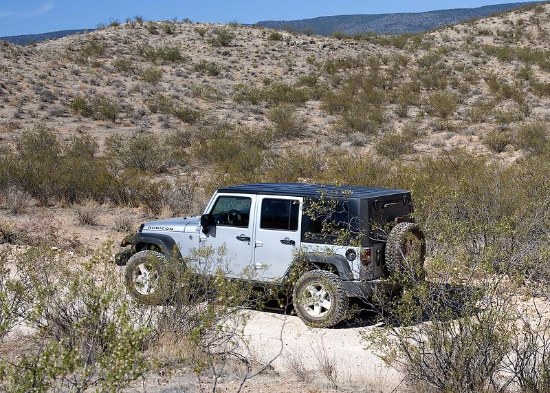 Tim and Breda's Jeep