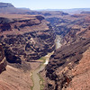 Old lava flow into the Grand Canyon --<br /> Tuweep/Toroweap: Tuweep/Toroweap can be reached from Arizona Highway 389 near Fredonia or Colorado City, Arizona, or from St. George, Utah.