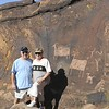 "Our good friends Ed Masaott and his wife Sandy from Tucson were with us yesterday 10.23.05  Many Pictographs were found <a href=""http://en.wikipedia.org/wiki/Pictogram"">http://en.wikipedia.org/wiki/Pictogram</a>"