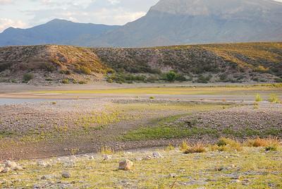 Caballo Reservoir