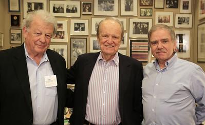 George Stevens Jr Int. w Richard Blue, Richard Herskowitz, Daniel Miller