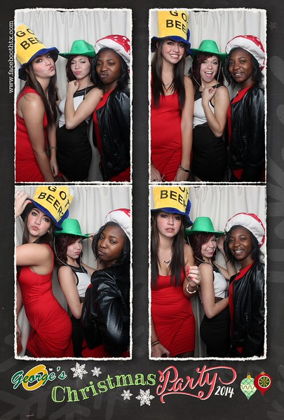 George's Christmas Party 2014