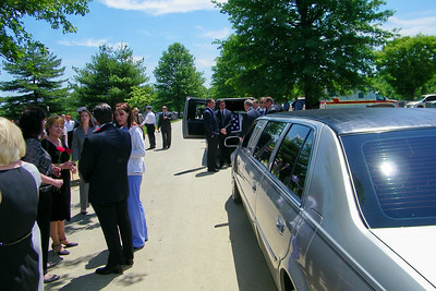 George's Funeral, May 26th 2010
