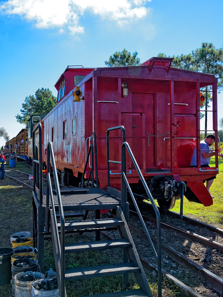 St. Marys Steam Express.