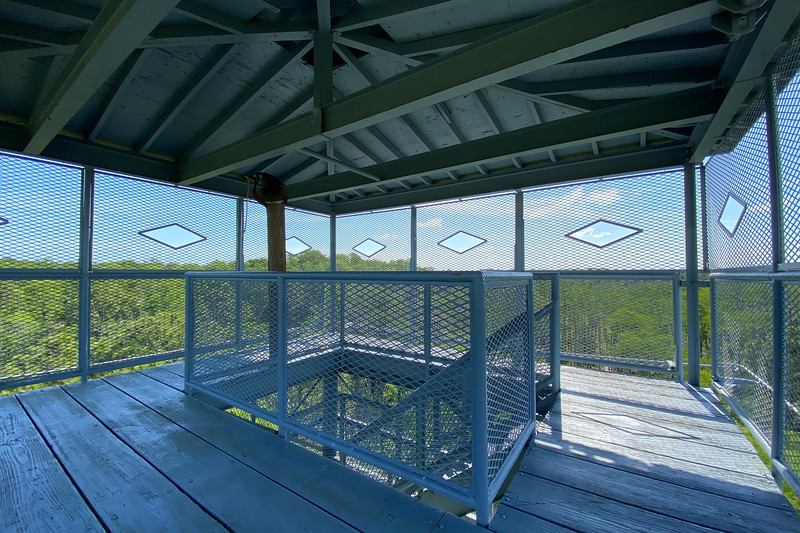 Top of Observation Tower