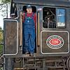 1930 saddle team steamer Lehigh Valley #126