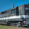 Savannah & Atlanta locomotive