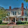 Queen Anne home Blackshear Georgia.