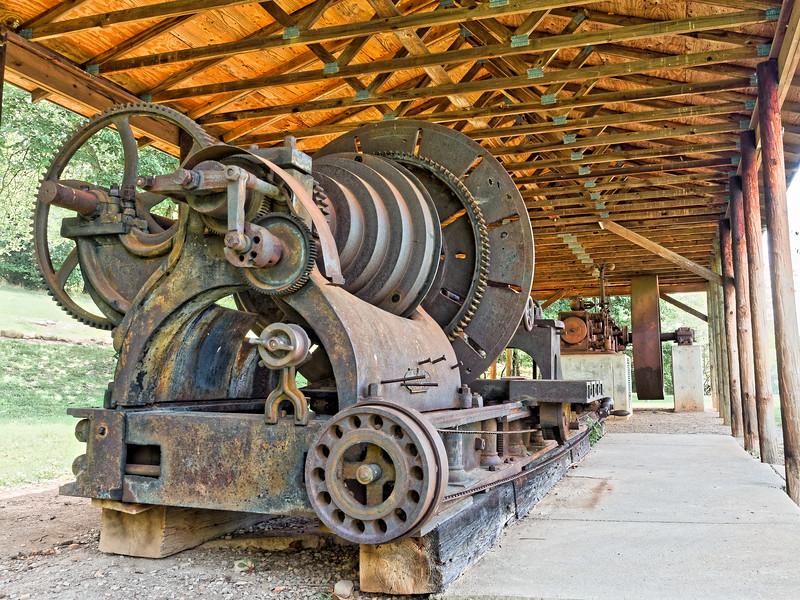 1847 Noble Machine Shop Lathe