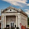 Dawson Georiga's First State Bank Building