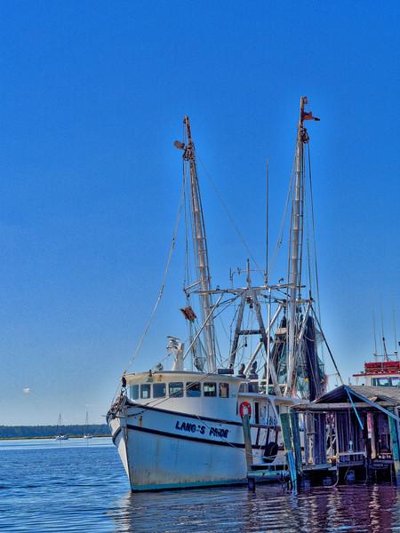 Lang's Pride Shrimp Boat