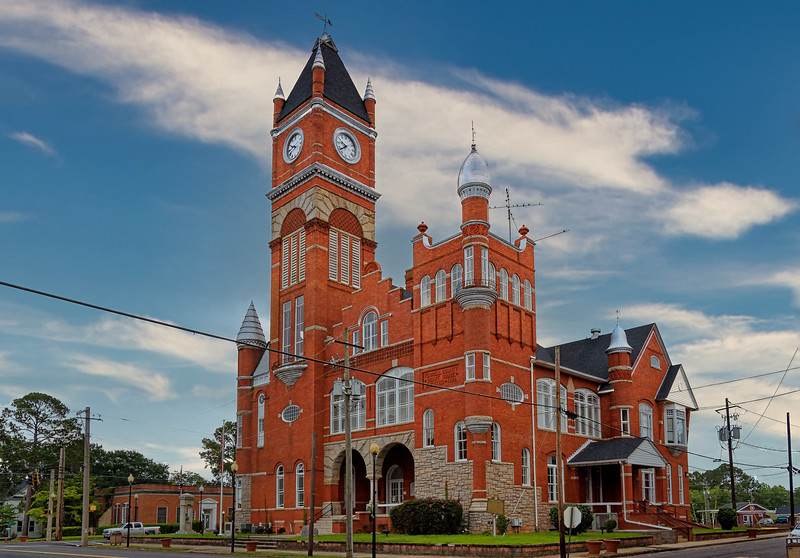 Terrell County Courthouse