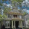 Bullard-Hart-Sampson House Peeks Through Leaves
