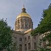 Georgia State Capitol in Atlanta