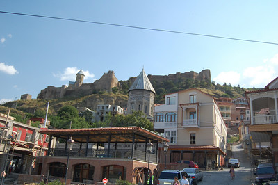 Tbilisi, really quite nice!