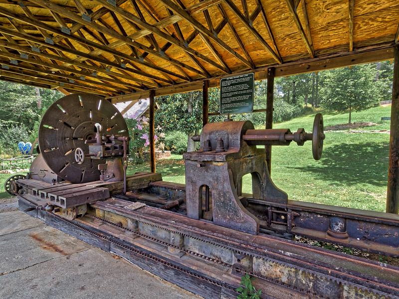 1847 Machine Shop Lathe