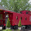 Old Southern Railway Caboose