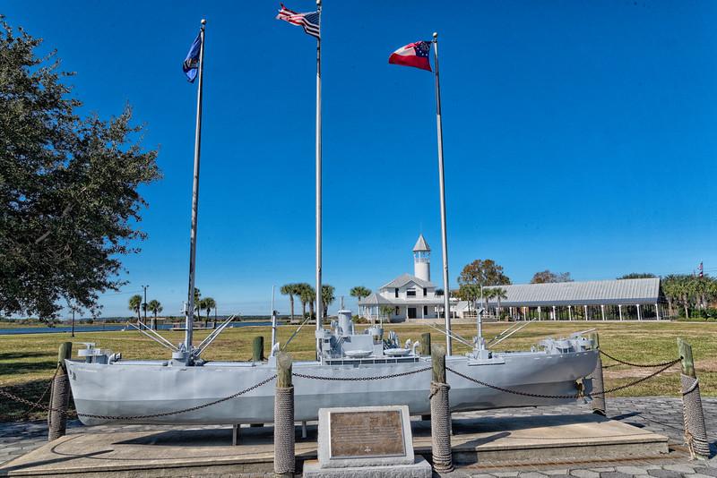 Liberty Ship Brunswick
