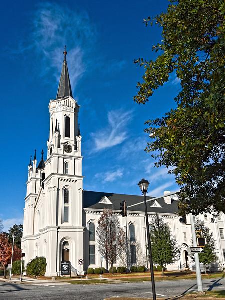 Columbus Georgia First  Presbyterian Church