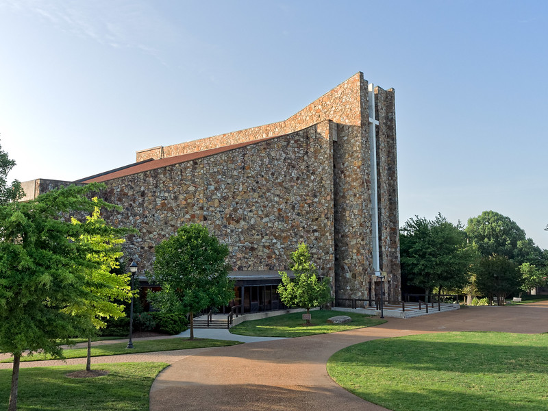 Covenant College's Brown Memorial Chapel