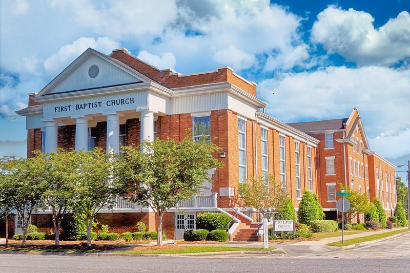 Waycross First Baptist Church