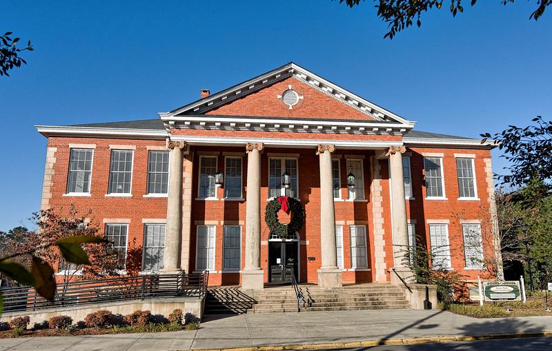 Old Americus High School