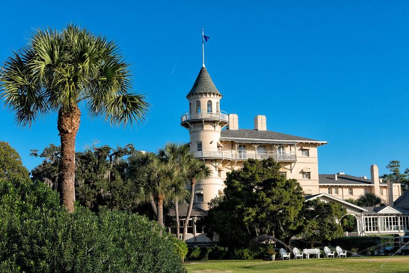 Jekyll Island Clubhouse
