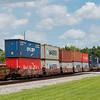 CSX Trains Rolls Through Folkston Funnel