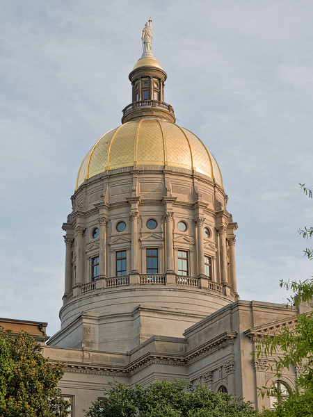 Georgia State Capitol Dome