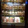 sandwiches displayed at stuttgard airport