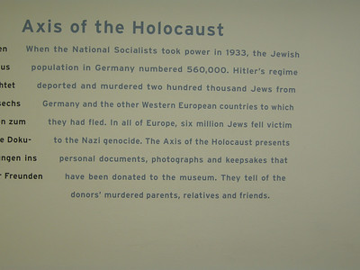 world famous Jewish Museum of Berlin